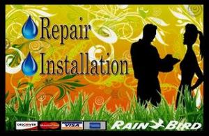 Sprinkler Repair SCL 84115